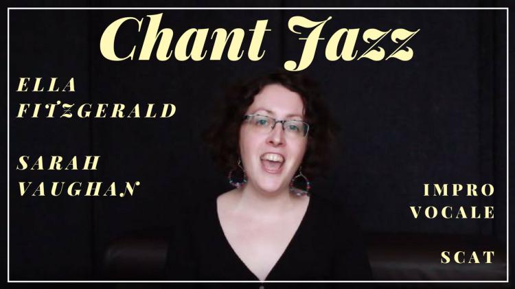 Vidéos de jazz vocal