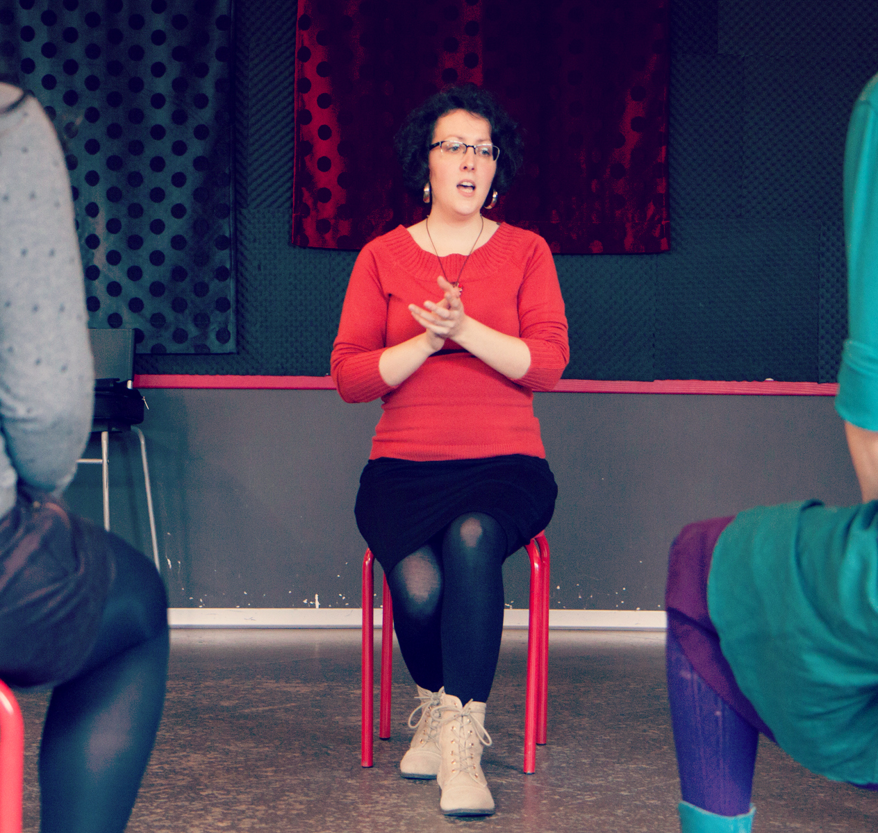 Atelier de chant collectif