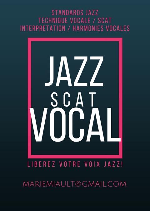 Jazz Vocal à Nantes