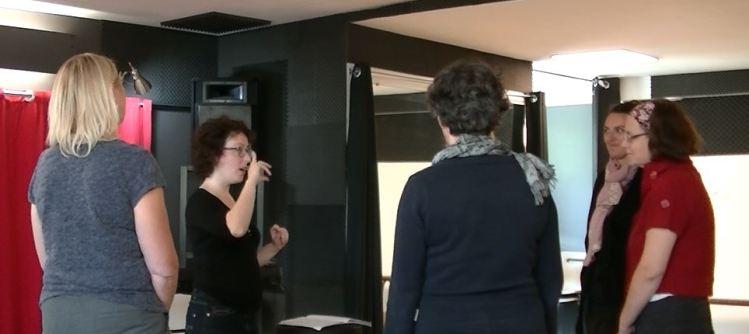 Comment chanter plus fort confortablement - atelier voix à Bouguenais avec Marie Miault