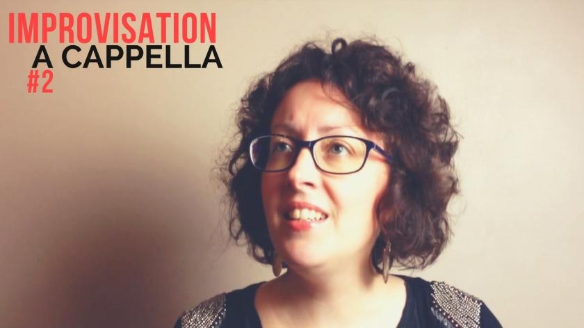 Marie Miault - Improvisation A Cappella #2