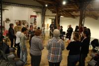 Intervention Circle Songs pour l'école de musique intercommunale Vibrato à St Jean de Monts