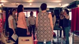Stage de jazz vocal les 7 et 8 juillet 2018 à Bouguenais à côté de Nantes