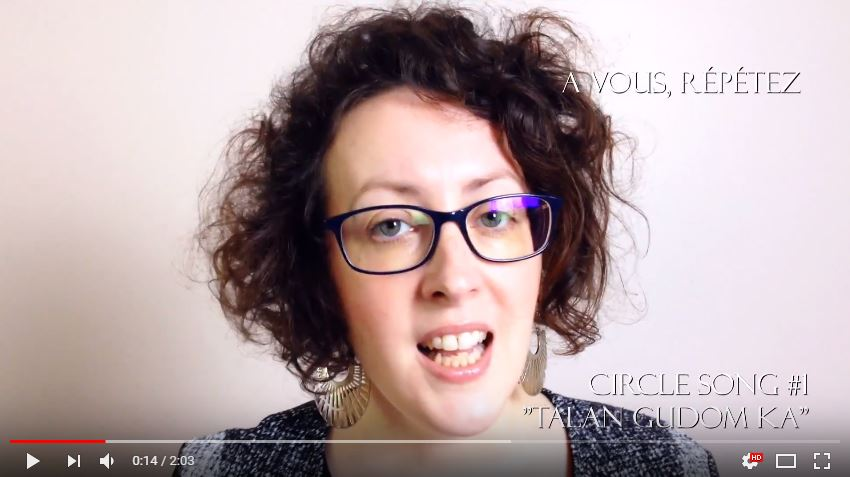 Circle Song - Exercice d'improvisation vocale