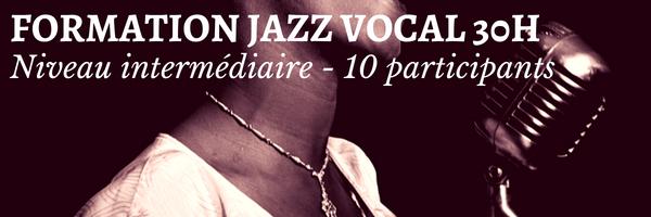 Formation jazz vocal niveau intermédiaire, 2018-2019, à Bouguenais à côté de Nantes, Marie Miault
