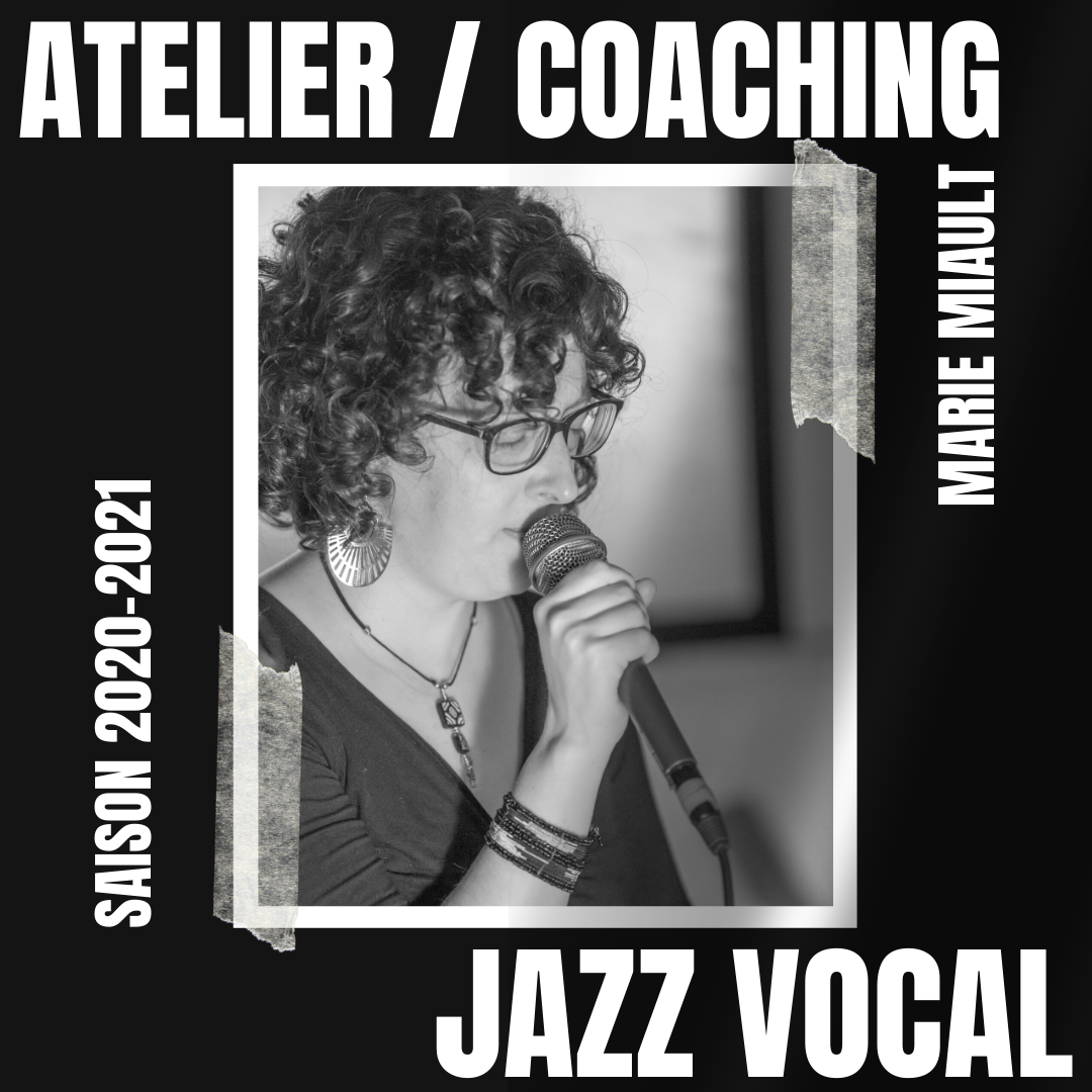 Atelier coaching jazz vocal nantes